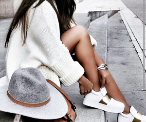 accessories, briefcase, and chic image
