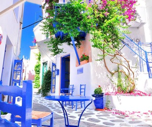 Greece, holiday, and place image