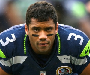 NFL, russell wilson, and seatle image