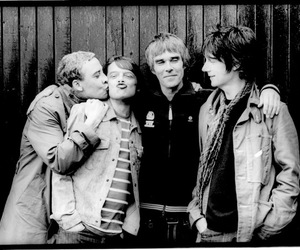 stone roses, ian brown, and the stone roses image