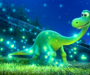 disney, the good dinosaur, and pixar image