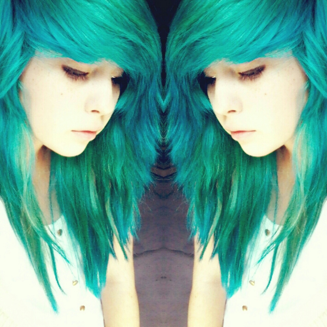My Mermaid Hair Madness 616 On We Heart It