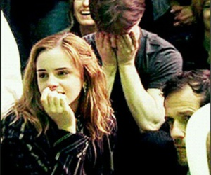 harry potter, book, and emma watson image