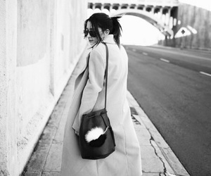 girl, style, and bag image