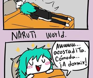 amor, anime, and kawaii image
