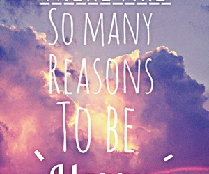 be, reasons, and happy image