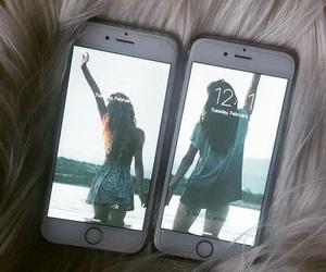 Best, besties, and iphone image