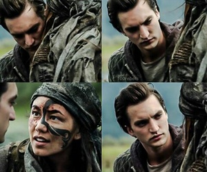 kiss, the 100, and 💫 image