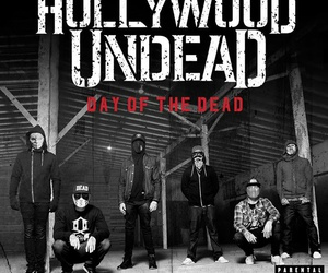 day of the dead, hu4l, and album image