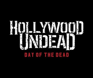 hollywood undead, day of the dead, and hu image