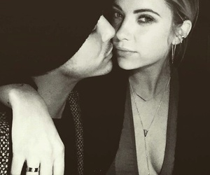 ashley benson, pretty little liars, and tyler blackburn image