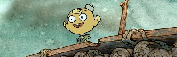 The Marvelous Misadventures Of Flapjack Deutsch
