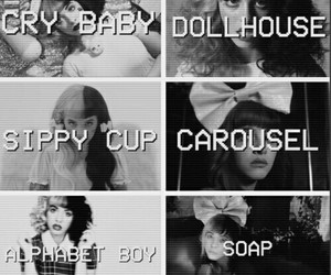 melanie martinez, carousel, and dollhouse image