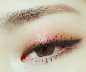 asian, eye, and makeup image