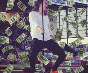 Harry Styles, stripper, and one direction image