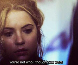 pretty little liars, quote, and pll image