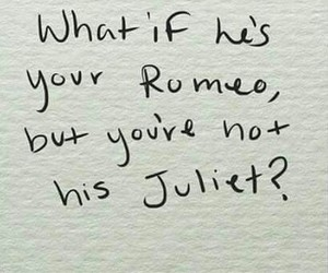 love, quotes, and romeo image