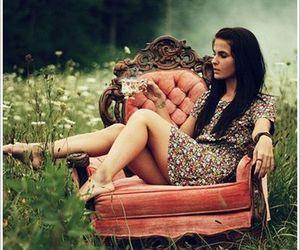 beauty, model, and women image