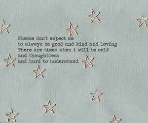 quotes, stars, and life image