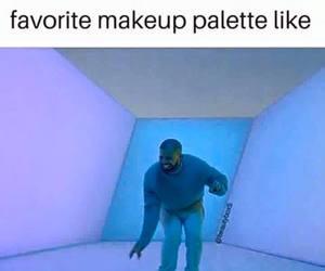 Drake, funny, and makeup image