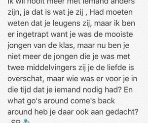 breakup, dutch, and love image
