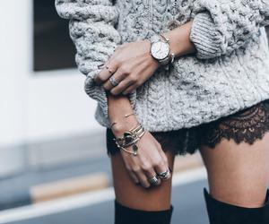 fashion, girl, and pretty image