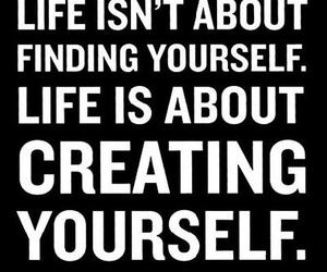 life, quotes, and create image