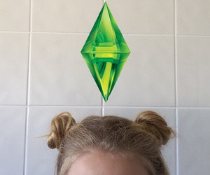 sims, grunge, and pale image