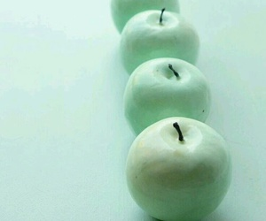 apple, green, and mint image