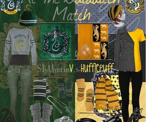 clothes, harry potter, and hogwarts image