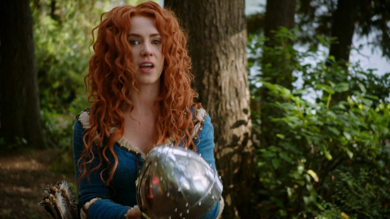 Amy Manson Once Upon A Time merida discovered-squishyjoon on we heart it