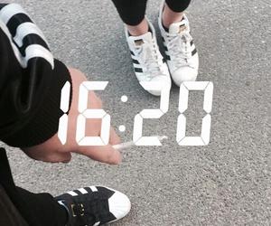adidas, grunge, and snapchat image