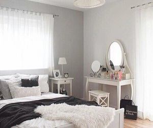 room, home, and bedroom image