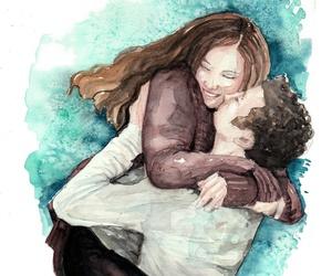 couple, hug, and pinodesk image
