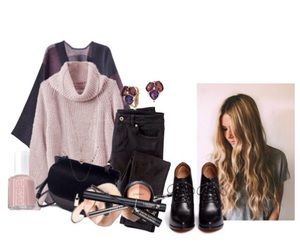 fashion, outfit, and Valentine's Day image
