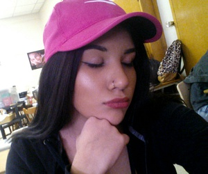 highlight, nosering, and latina image