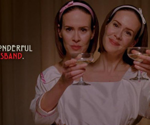 american horror story, sara paulson, and ahs freakshow image