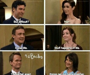 Barney Stinson, tracy, and himym image
