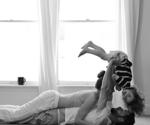baby, couple, and Dream image