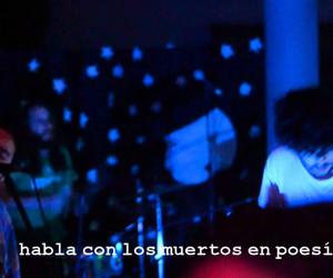 argentina, muertos, and musica image