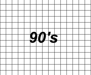 90s and grunge image