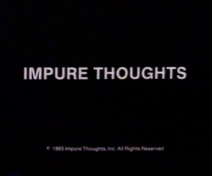 thoughts, impure, and text image