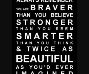 beautiful, quote, and smart image