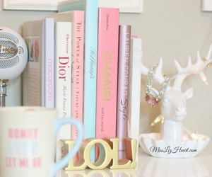 fashion, books, and style image