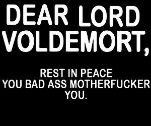 bad ass, harry potter, and lol image