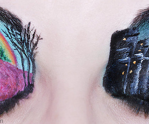 makeup, The wizard of OZ, and katie alves image