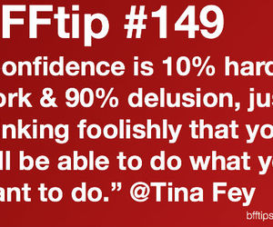 celebrity, confidence, and fey image