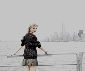 Taylor Swift and new york image