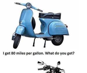 awesome, funny, and motorcycle image