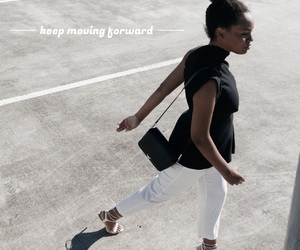 accessories, black and white, and blogger image